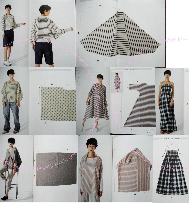 YOSHIKO TSUKIORI niedlich gerade einfach nähen japanische Handwerk ...