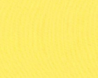 Solid Yellow Fabric - Moda Bella Solid 30's Yellow Fabric 9900 23 - Solid Yellow Quilting Fabric By The 1/2 Yard