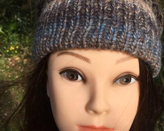 Beanie, Knitted Hat, Bonnet en laine, Chapeau