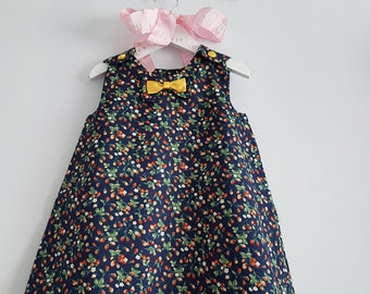 2-3 years old pinafore dress