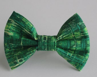 Variant Greens Bow Tie
