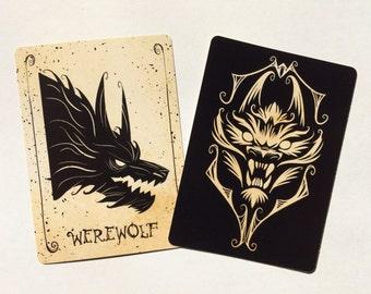 Werewolf Cards 2nd Edition
