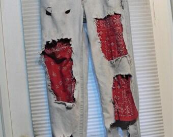 560 levi jeans 31x30