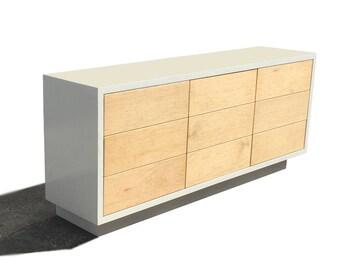 Madrid Storage Cabinet & Dresser