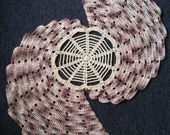 CROCHET PATTERN - Ila's Table Runner, Table Runner Crochet Pattern, Crochet for Dining Room, Crochet for Table, Crochet for Home