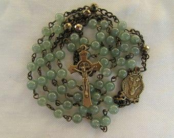 Aventurine Rosary 6mm