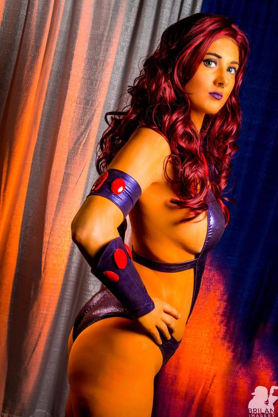 Description Jessysenpaicosplays As Starfire