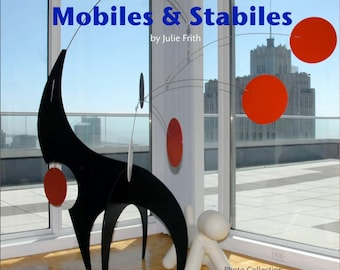 Fine Art Book - Mobiles & Stabiles - 120 pages of original designs