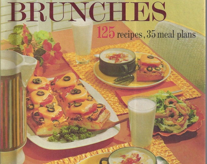 Better Homes and Gardens: Creative Cooking Library-Lunches and Brunches Cook Book (Hardcover)