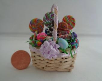 Easter Basket LilacTrim