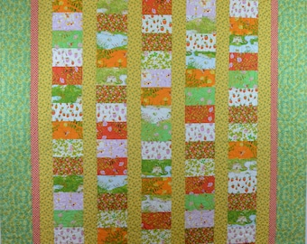 Bright Hopes Coin Quilt