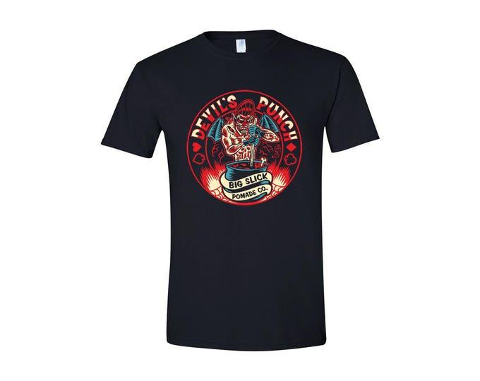 Big Slick Pomade Co. Devil's Punch T