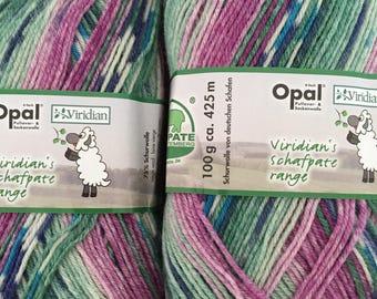 Opal Sock Yarn Kate