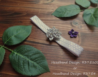Interchangeable Headband | Snap Headbands | Baby Headband | Baby Headbands | Custom Baby Headband | Baby Girl Gift | Hand sewn Headbands