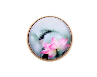 Lotus Ring, Lotus jewelry, zen ring, jewelry, yoga ring, yoga jewelry, (2020B)