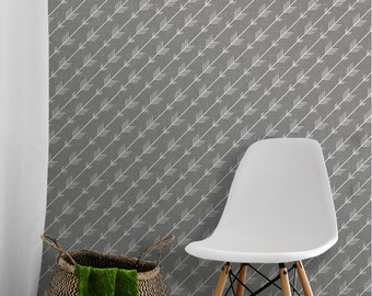 Flying Arrows • Easy to Apply Removable Peel 'n Stick Wallpaper