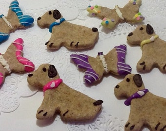 Dog Treats - Dog & Butterfly Cookies