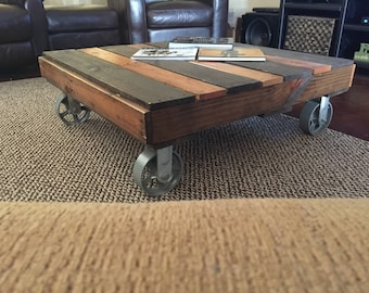 Utility Cart / Coffee Table