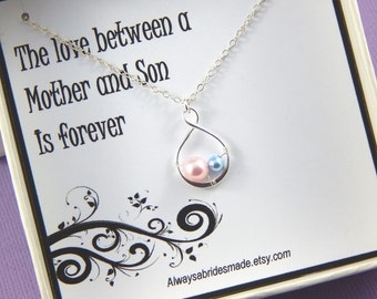 Mother of the Groom Necklace Gift, Mother Of The Groom Necklace, Mother in Law Thank You Gift, Wedding gift, Mother in Law Necklace