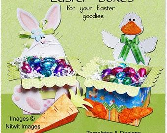 Easter Boxes - Digital Download