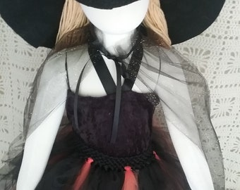 Girls Halloween witch Costume, Halloween costume, Girls Halloween costume,  Girls witch costume,  Witch costume for girls, Witch costumes