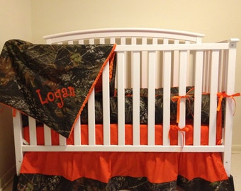 Items Similar To Pink Amp Mossy Oak Camo With Minky Dot Baby