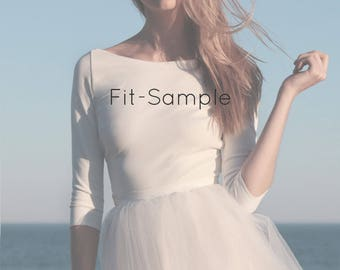 Fit sample for Nandina Top