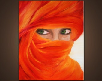 Eyes tell the story of  life- Art Print- Free Shipping inside US. Limited Edition