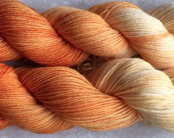 Hand dyed Sock Yarn, 2x 50g skeins