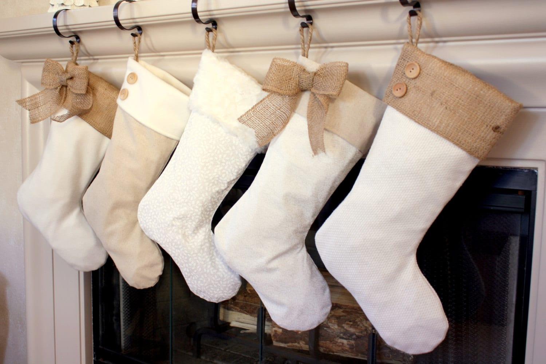 Burlap Stockings Part - 41: ?zoom