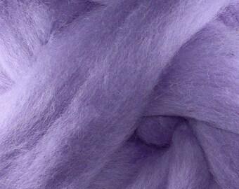 Wool Roving - 1oz - Lavender