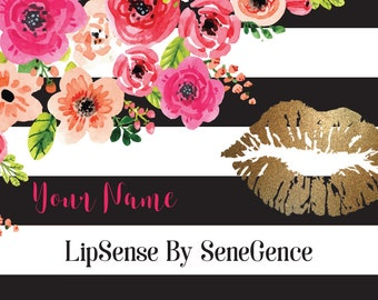 LipSense Business Cards