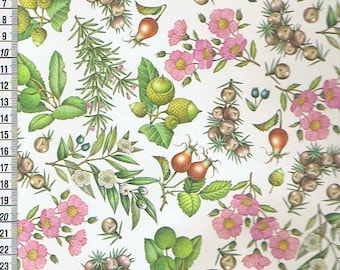 Paper ROSSI - PLANTS MEDITERRANEAN - made in Italy