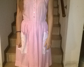 Country dress anni ' 60
