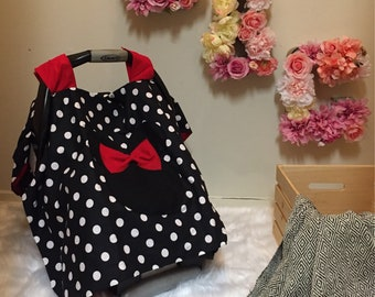 Minnie mouse canopy | Etsy