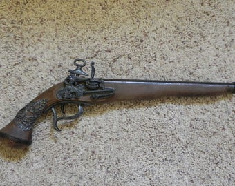 Spanish Replica Flintlock Pistol