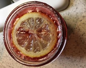 Strawberry Lemonade Jam- 4 oz.