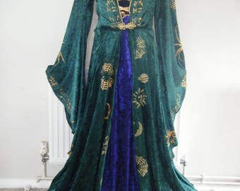 Hocas Pocas WINIFRED Sanderson sisters' custom made coat/ costume . made to to your size
