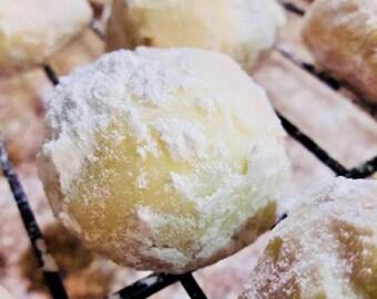 Nuptials cookies