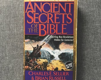 Ancient secrets of the Bible by Charles Sellier