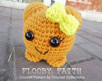 Flooby Faith PDF Crochet Pattern by Crochet Collections