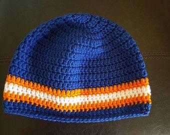 Tri Color Hat