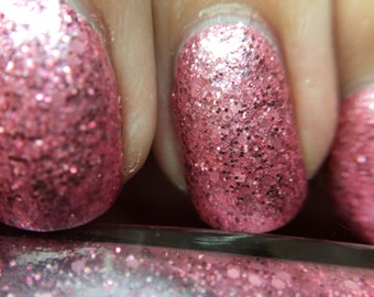 Paladin Patch 2.0 - Handmade Nail Lacquer - 0.50 Fl oz Bottle