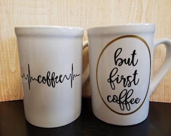 Coffee Lovers Mugs | FREE US SHIPPING| custom mugs