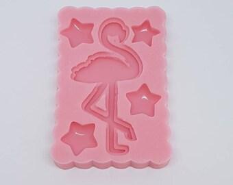 Silicone Mold Flamingo/flamingo Silicone Mold