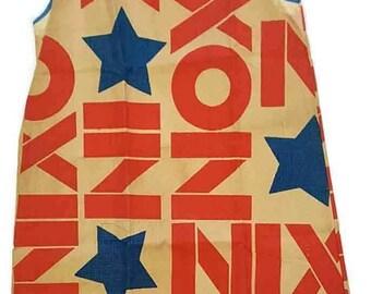 The Iconic Richard Nixon Campaign Paper Dress