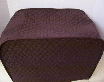 Brown Toaster Oven Covers Small Appliance Covers Made To Order