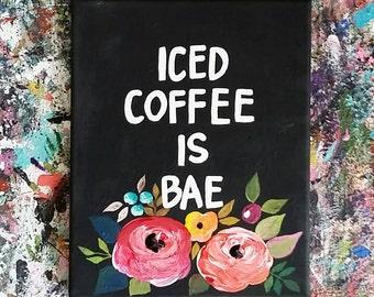 Coffee Is Bae