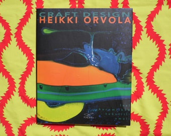 Heikki Orvola Craft Design book