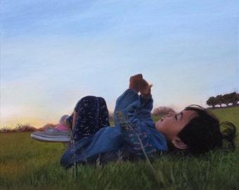 Custom Portrait - Custom Oil Painting - Custom Painted Portrait